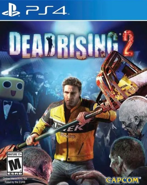 Dead Rising 2 for PS4