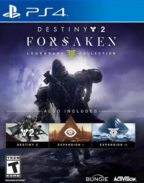 Destiny 2: Forsaken - Legendary Collection for PS4
