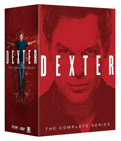 Dexter: The Complete Series DVD Box Set