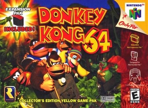 Donkey Kong 64 for Nintendo 64