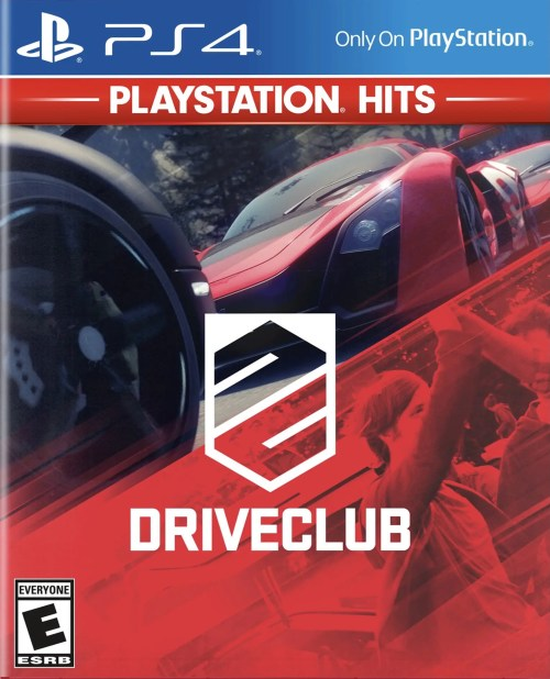 Driveclub (PlayStation Hits) for PS4