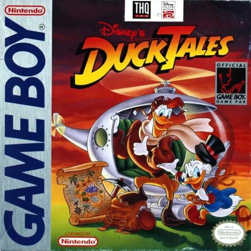 DuckTales for Nintendo Game Boy