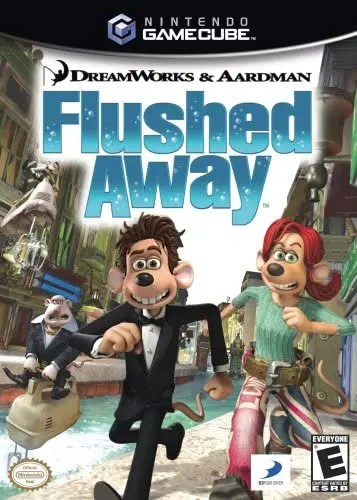 Flushed Away for Nintendo GameCube