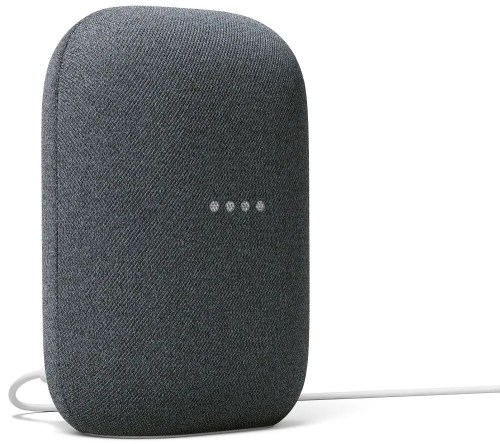 Google Nest Audio Smart Speaker (Charcoal) (GA01586-CA)
