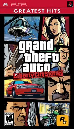 Grand Theft Auto: Liberty City Stories (Greatest Hits) for PSP