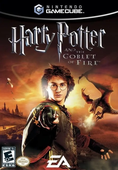 Harry Potter and the Goblet of Fire for Nintendo GameCube