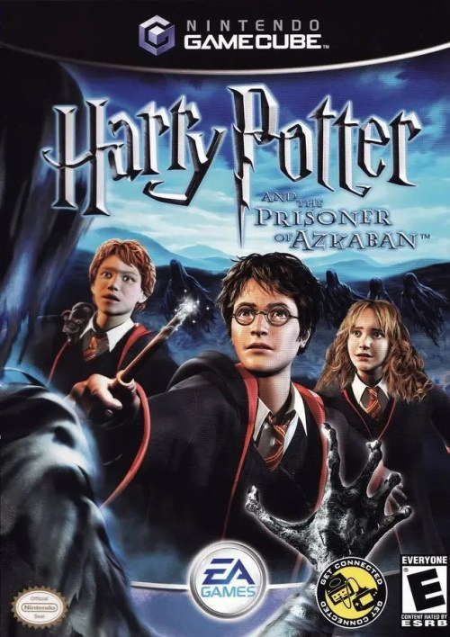 Harry Potter and the Prisoner of Azkaban for Nintendo GameCube
