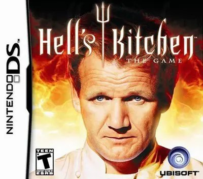 Hell's Kitchen: The Game for Nintendo DS