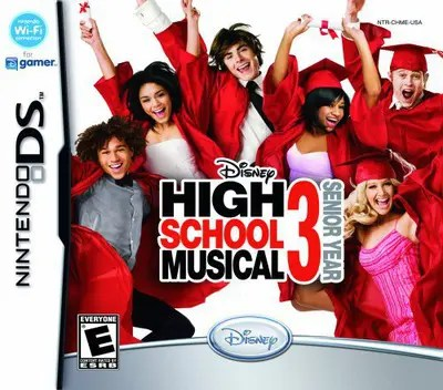 High School Musical 3: Senior Year for Nintendo DS