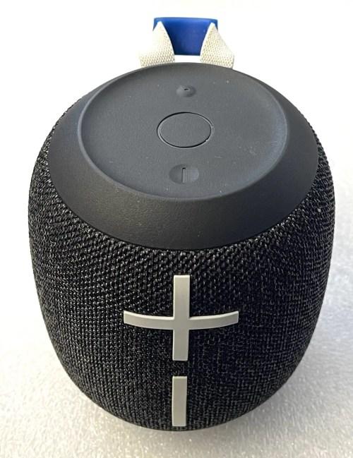 Ultimate Ears WONDERBOOM 2 Portable Bluetooth Speaker (Deep Space) (984-001547)