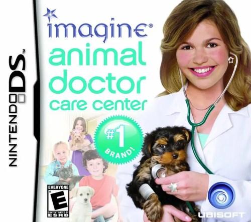 Imagine: Animal Doctor Care Center for Nintendo DS