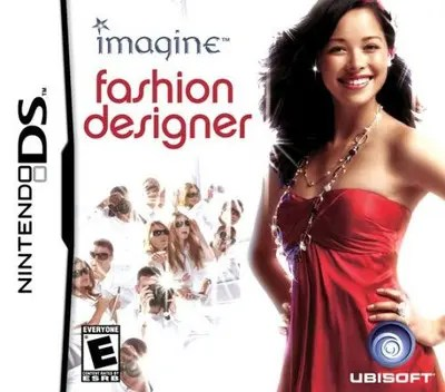 Imagine: Fashion Designer for Nintendo DS