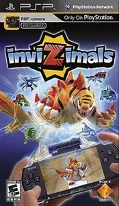 Invizimals for PSP