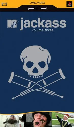 Jackass: Volume Three for PSP UMD Video
