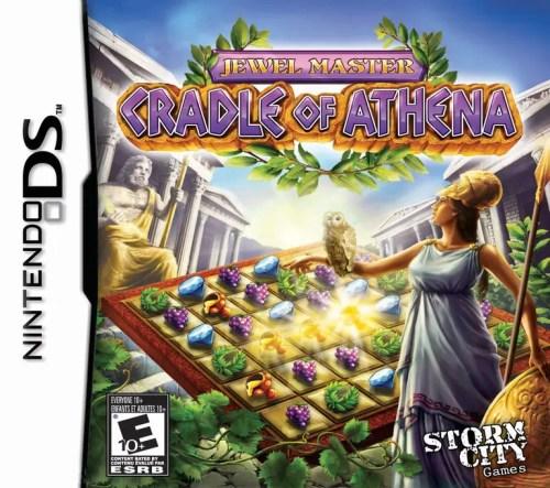 Jewel Master: Cradle of Athena for Nintendo DS