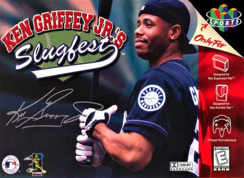 Ken Griffey Jr.'s Slugfest for Nintendo 64