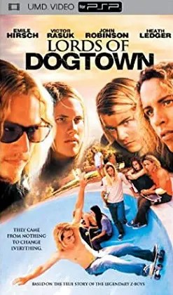 Lords of Dogtown for PSP UMD Video