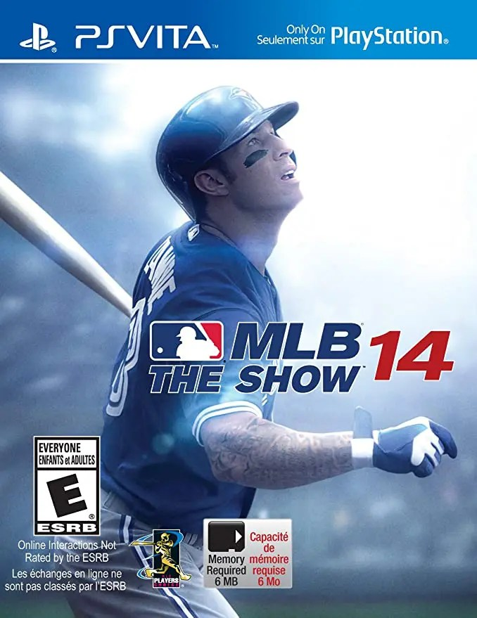 MLB 14: The Show for PS Vita