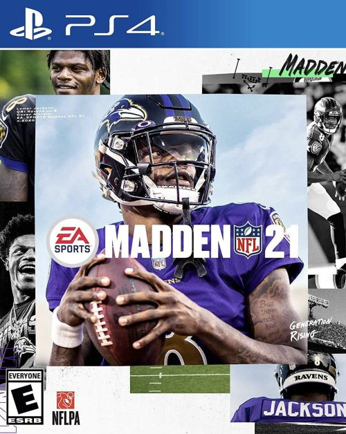 Madden NFL 21 for PS4
