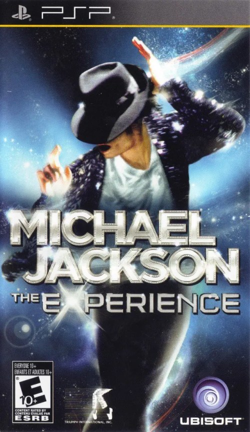 Michael Jackson: The Experience for PSP