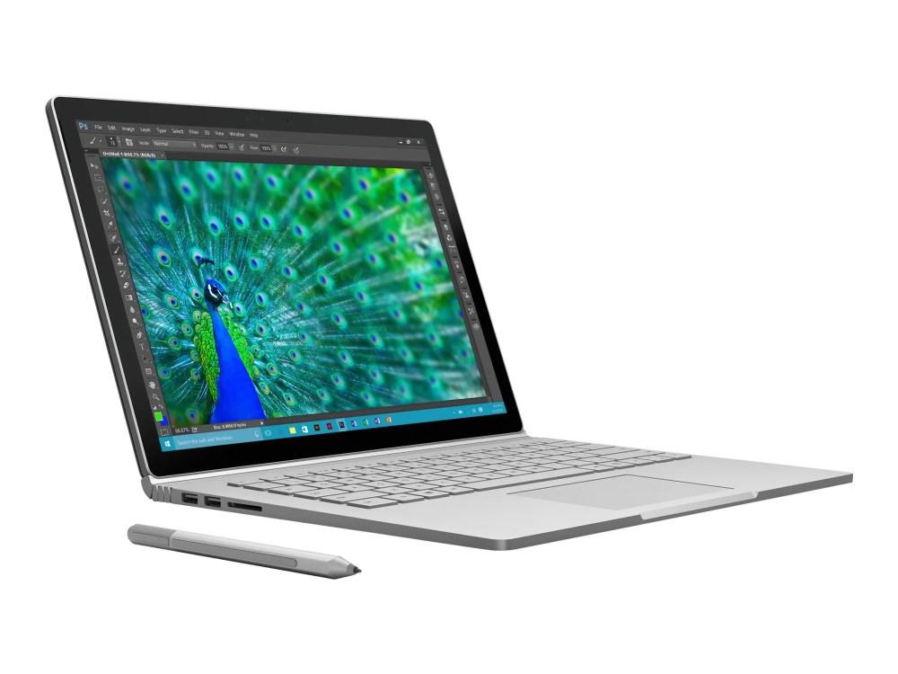 "Microsoft Surface Book 13.5"" Touchscreen Laptop"