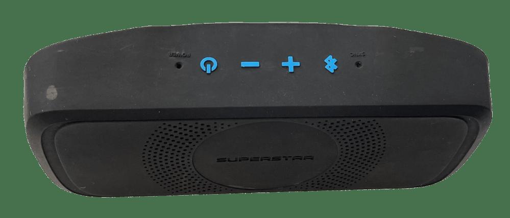 Monster SuperStar BackFloat Waterproof HD Wireless Portable Bluetooth Speaker