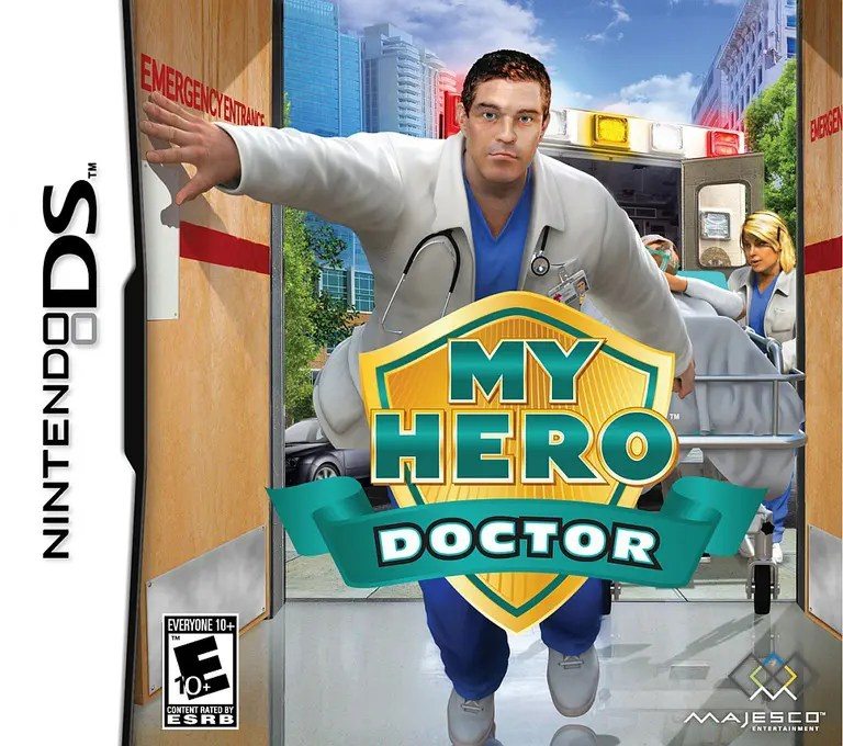 My Hero: Doctor for Nintendo DS