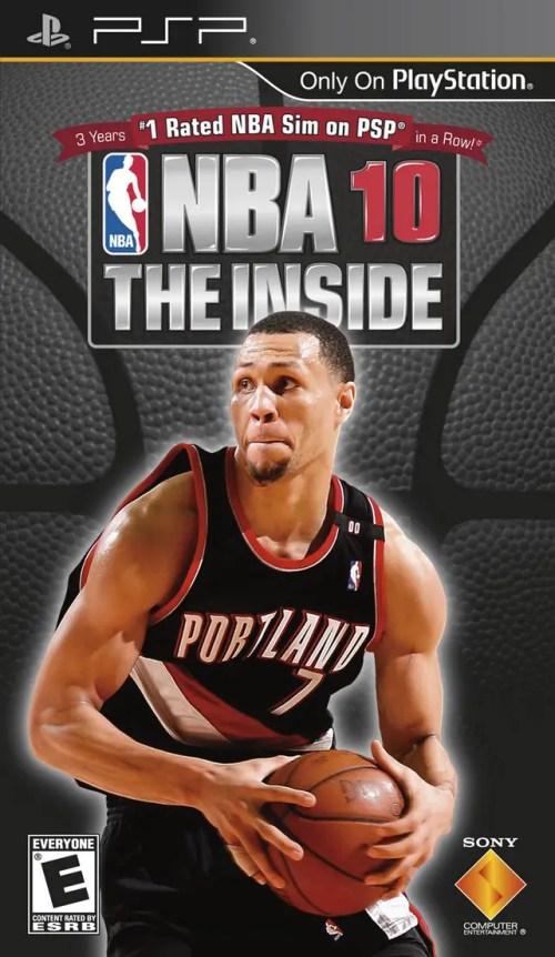 NBA 10: The Inside for PSP