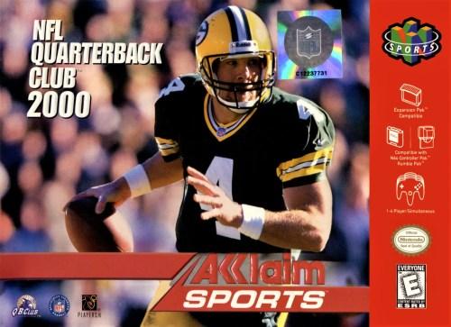 NFL Quarterback Club 2000 for Nintendo 64