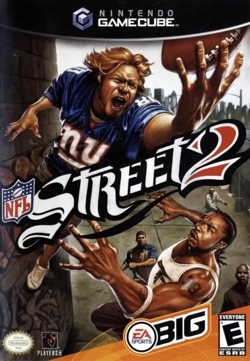 NFL Street 2 for Nintendo GameCube