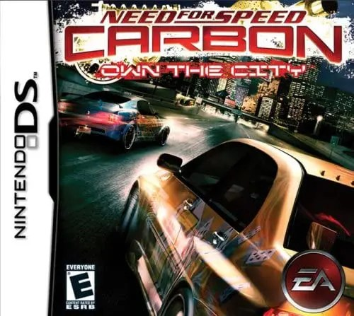 Need for Speed: Carbon - Own the City for Nintendo DS