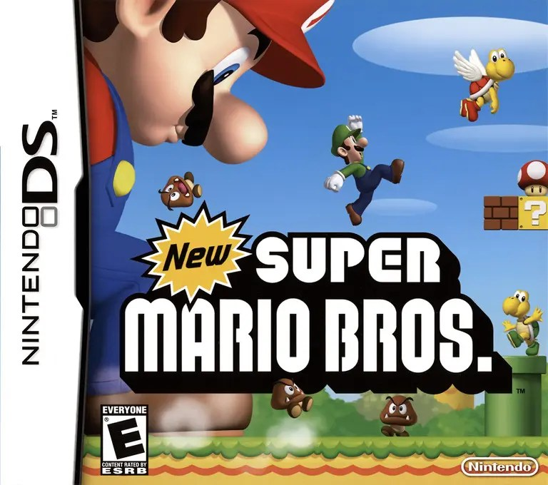 New Super Mario Bros. for Nintendo DS