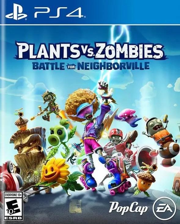Plants vs. Zombies: Battle for Neighborville for PS4