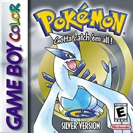 Pokémon Silver Version for Nintendo Game Boy Color
