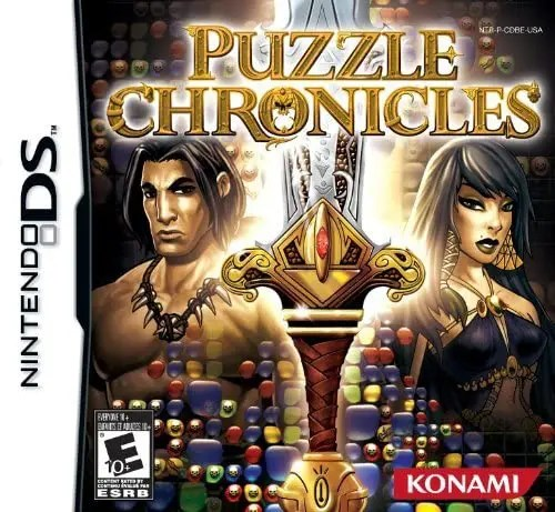 Puzzle Chronicles for Nintendo DS