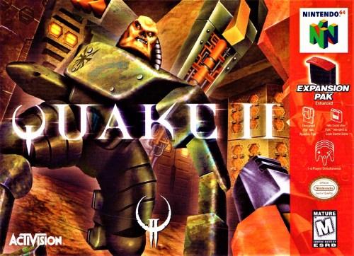Quake II for Nintendo 64