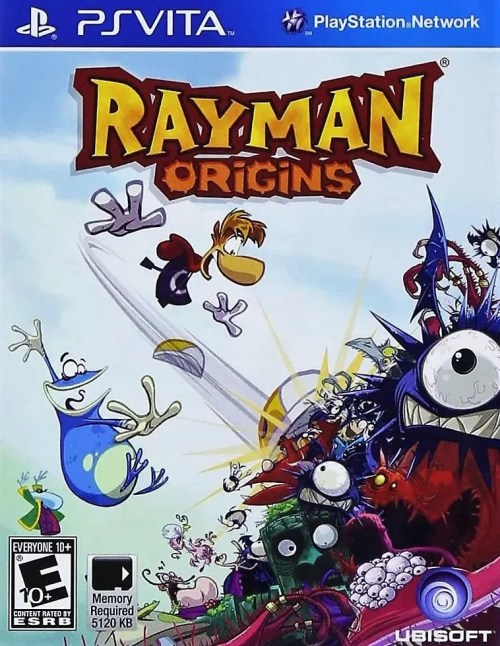Rayman Origins for PS Vita