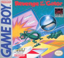 Revenge of the 'Gator for Nintendo Game Boy