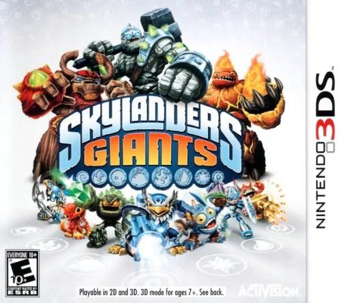 Skylanders Giants for Nintendo 3DS