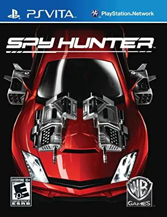 Spy Hunter for PS Vita