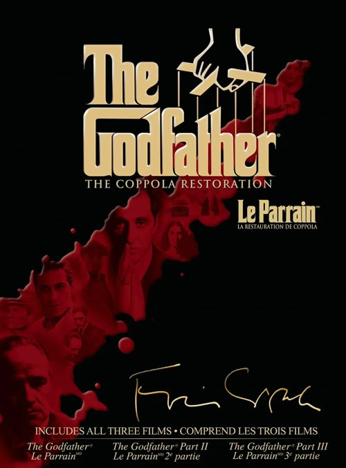 The Godfather Collection: The Coppola Restoration DVD Box Set (Bilingual)
