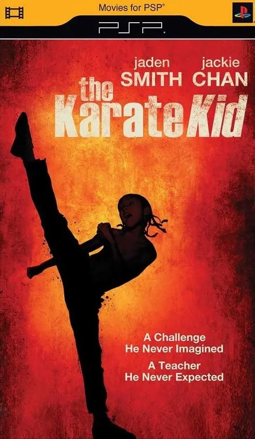 The Karate Kid for PSP UMD Video