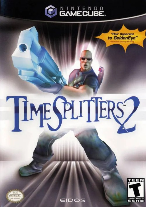 TimeSplitters 2 for Nintendo GameCube