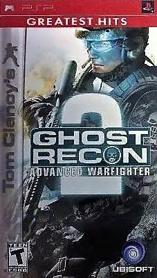 Tom Clancy's Ghost Recon Advanced Warfighter 2 (Greatest Hits) for PSP