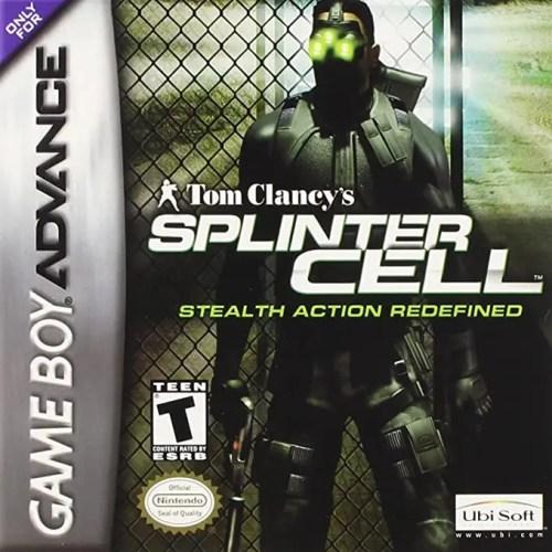 Tom Clancy's Splinter Cell for Nintendo Game Boy Advance