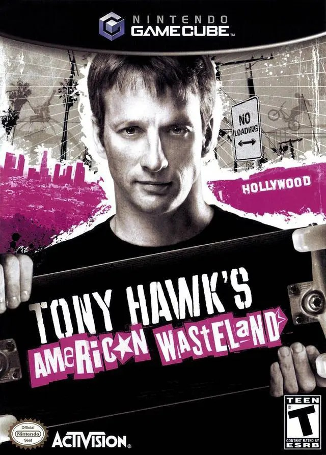 Tony Hawk's American Wasteland for Nintendo GameCube