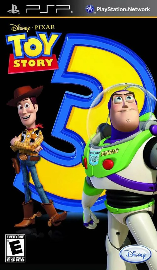 Toy Story 3 for PSP