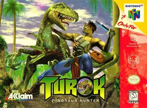 Turok: Dinosaur Hunter for Nintendo 64