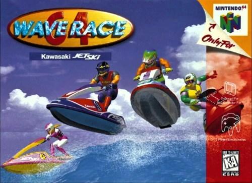 Wave Race 64 for Nintendo 64