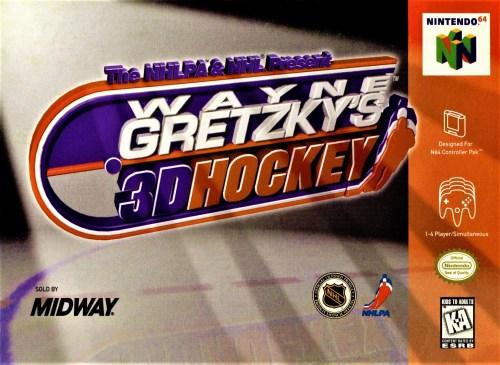 Wayne Gretzky's 3D Hockey for Nintendo 64